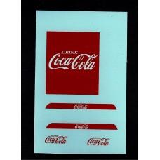Budgie No 228 Coca Cola Van
