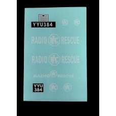Budgie No 278 RAC Radio Rescue Land Rover - YYU 384