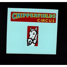 Corgi 1130 Chipperfields Horse Transporter - Red
