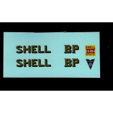 Crescent 1276 Scammell Scarab Shell/BP Tanker
