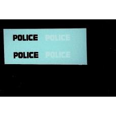 Dinky No 258 US Police Car