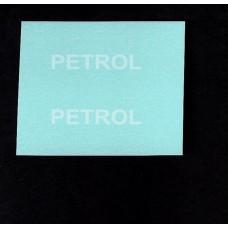 Dinky No 25d Petrol Tank Wagon - Petrol White