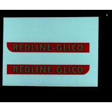 Dinky No 25d Petrol Tank Wagon - Redline Glico