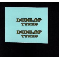 Dinky No 28h Delivery Van - Dunlop - Type 2/3