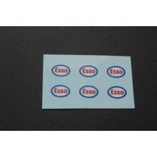Generic Esso 10mm Transfers/Decals