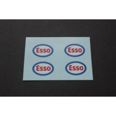 Generic Esso 15mm Transfers/Decals