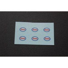 Generic Esso 8mm Transfers/Decals