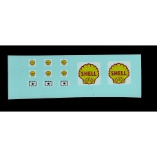 A1b BP Petrol Pumps and Sign Custom/Code 3 Shell Transfers