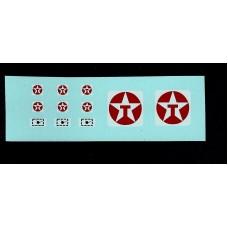 A1b BP Petrol Pumps and Sign Custom/Code 3 Texaco Transfers