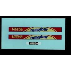 K15b Londoner Bus - Nestle Milky Bar