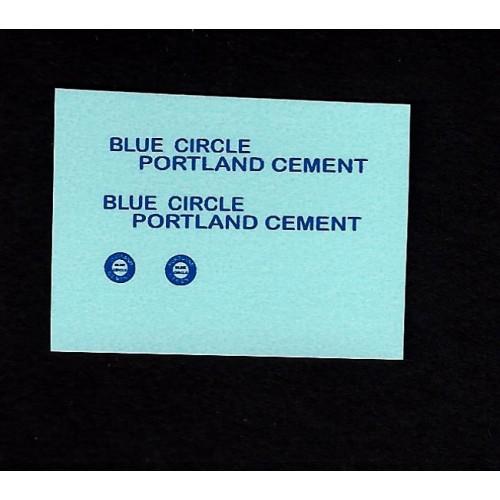 Matchbox 51a Albion Chieftain Blue Circle Portland Cement