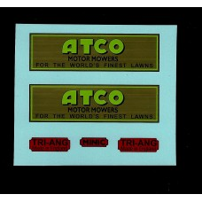 Minic 21M ATCO Delivery Lorry