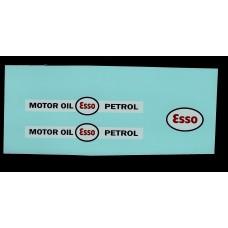 Morestone Esso Tanker